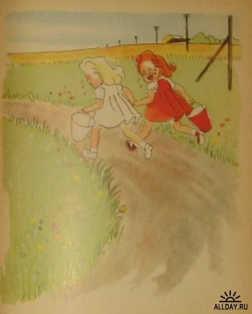Датский художник Херлуф Бидструп для детей