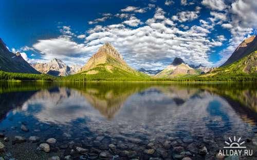 200 Beautiful Landscapes HD Wallpapers (Set 2)
