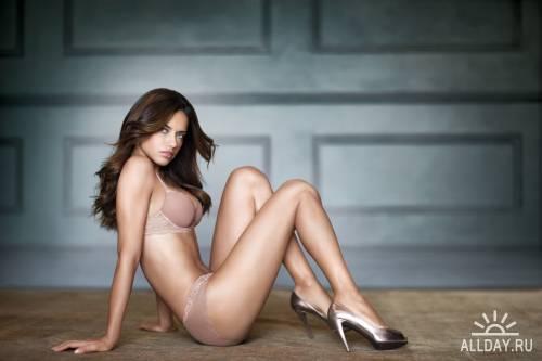 "Adriana Lima, Doutzen Kroes – Victoria's Secret ""Obsession"""