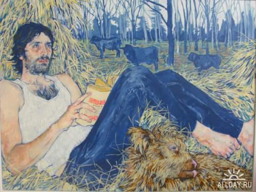 Artworks by Hope Gangloff