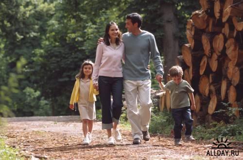 Фотосток – Семейные прогулки 2
