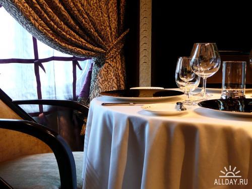 Stock Photo - Restaurant | Ресторан