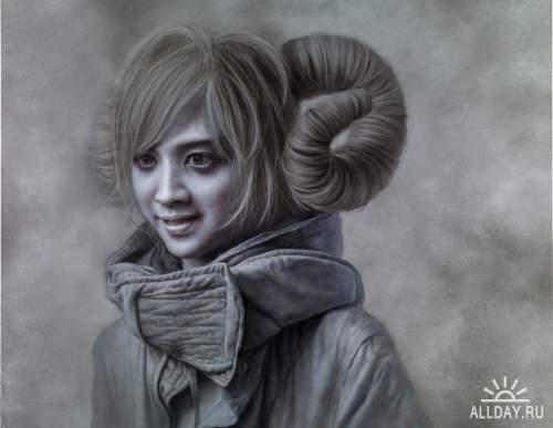 Жуткие красавицы Lo Chan Peng
