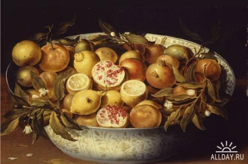 Osias Beert старший, фламандский художник (1580-70?-1624)