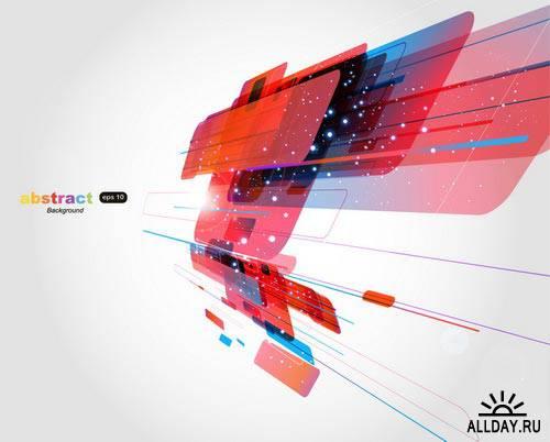 Абстрактный фон. Вып.44 | Abstract background. Set.44