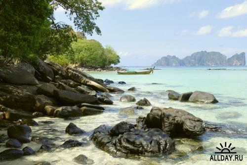 Живописные острова Пхи Пхи