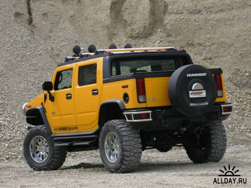 60 Jeep and Hummer Wallpapers