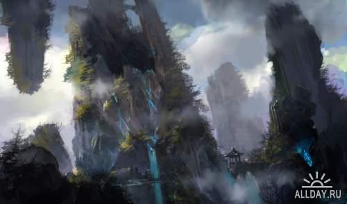 Digital Art (Часть 54-я)