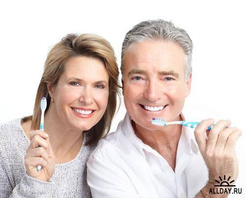 Люди с зубной щеткой | People with toothbrush