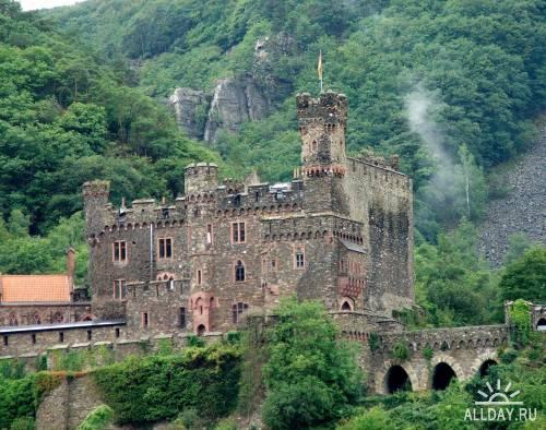 Красивые замки
