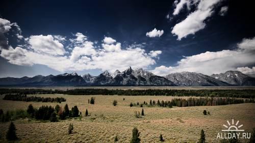 40 Nature Views HD Wallpapers