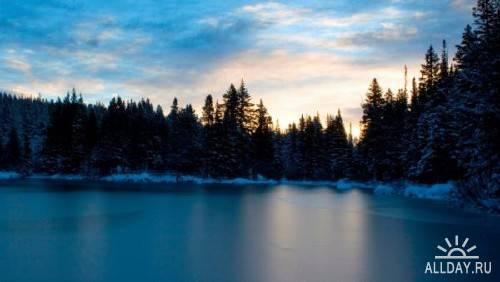Красивые обои на тему - закаты и рассветы 2010