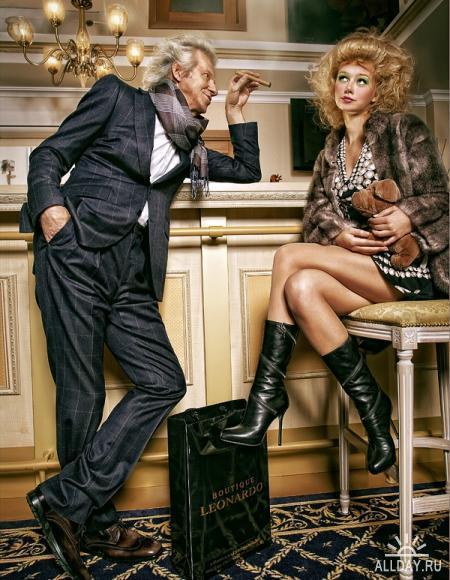 Andrey Yakovlev & Lili Aleeva (Фото Коллекция)
