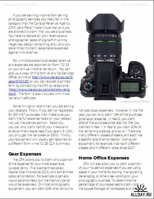 PhotographyBB №50 (March 2012)