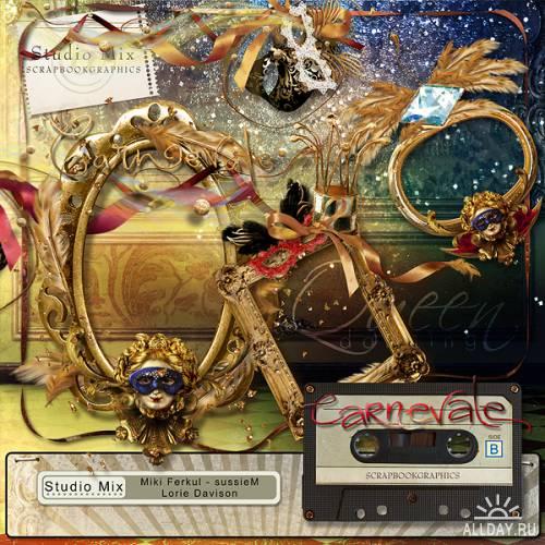 Scrap kit  Carnevale