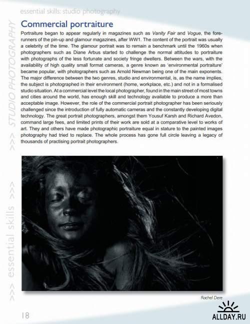 Studio Photography Essential Skills: 3rd Edition