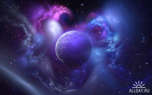 Космос обои в картинках для фона рабочего стола