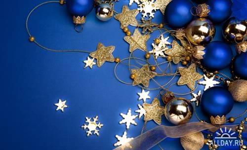 Новогодние композиции 2 | Xmas Composition 2 - UHQ Stock Photo