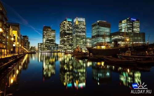 Фото архитектуры крупных городов мира на фон рабочего стола 76