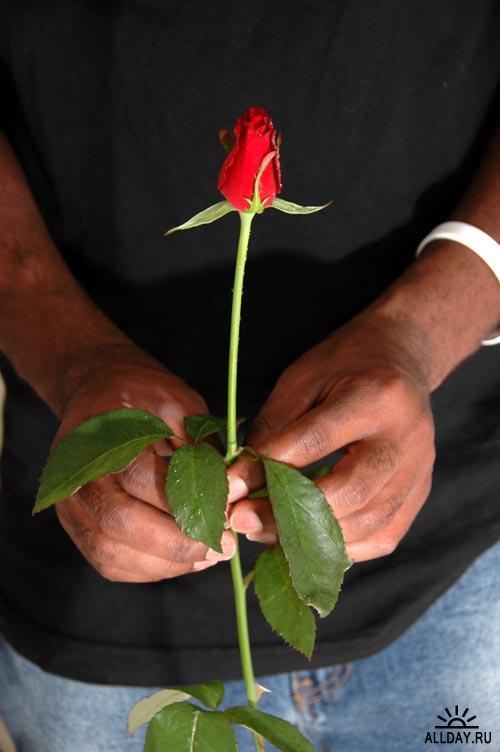 People & flowers | Люди и цветы