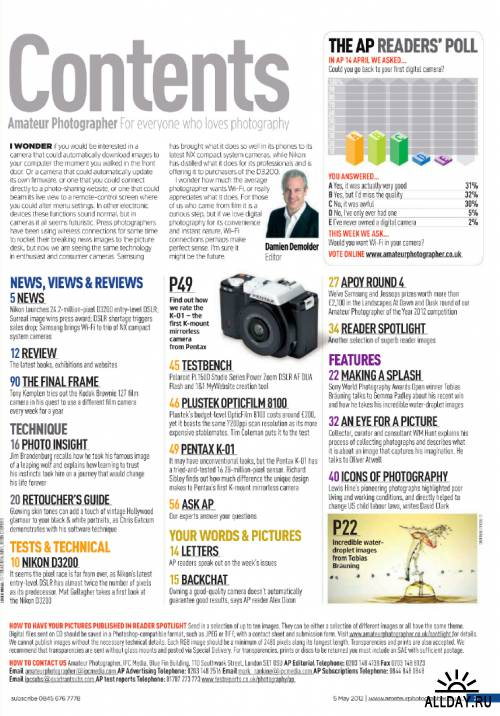Amateur Photographer - May 05, 2012