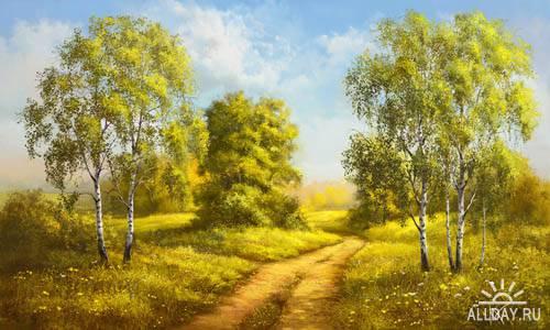 Работы Анны Лакисовой (Украина)
