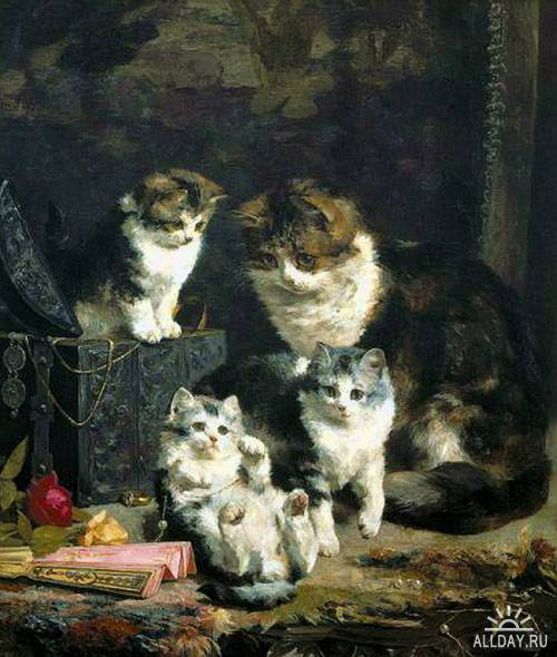 Charles van den Eycken ( 1859 - 1923)