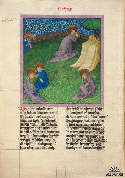 Die Ottheinrich-Bibel (1425 - 1430)