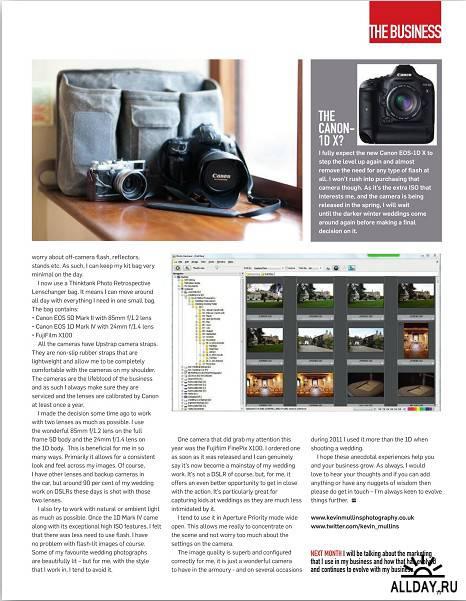 Professional Photographer - March 2012/UK