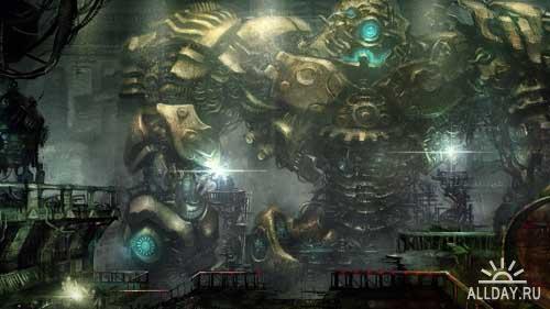 Подборка картинок из известных компьютерных игр