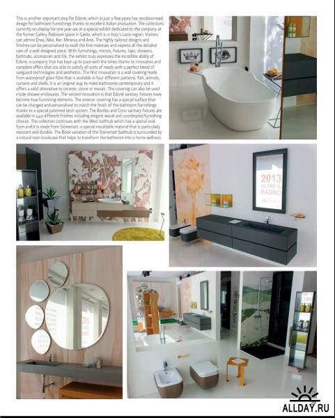 Design Diffusion Bagno e Benessere №66 (Gennaio / Febbraio 2013)