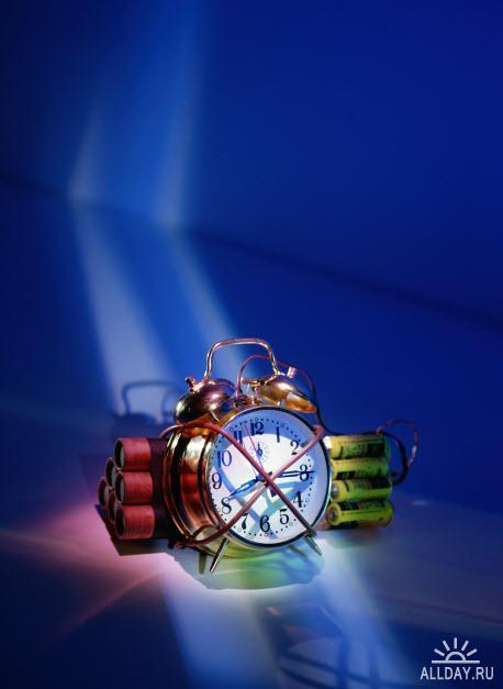 Клипарт – Часы  \ Klipart – Watch