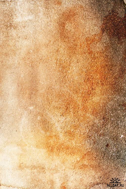 12 текстур цементной заливки в стиле Grunge