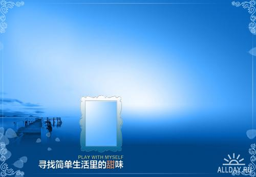 Classic Chinese Wedding temples Pack 10/50 (Часть 2)