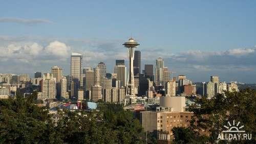 Фото архитектуры крупных городов мира на фон рабочего стола 72
