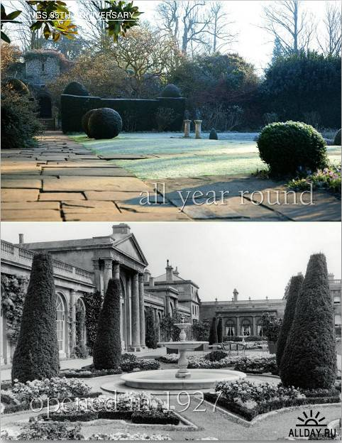 The English Garden - February 2012