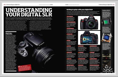 Getting Started in Digital SLR Photography 2nd Edition 2012