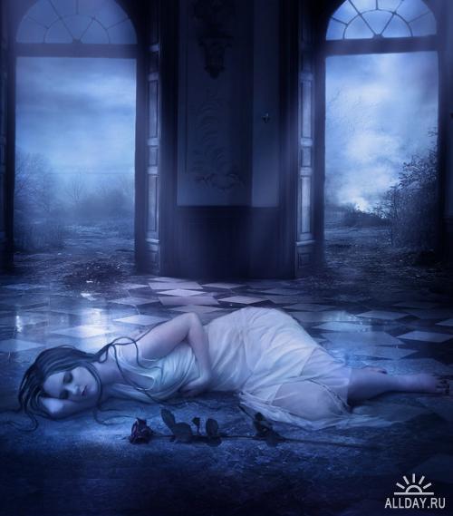 Dark by Elena Dudina