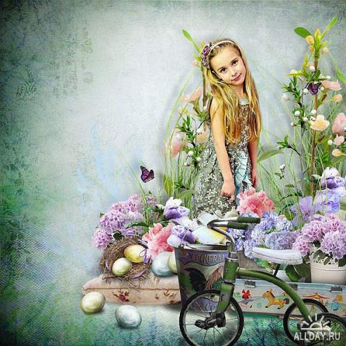 Скрап-набор La Primavera