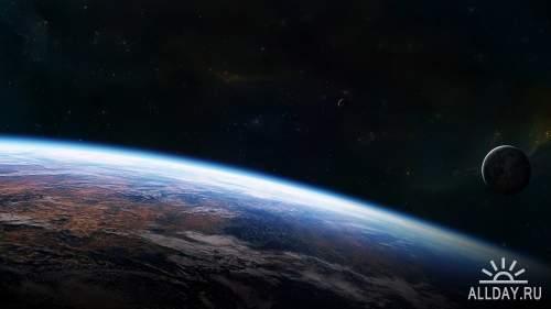 На рабочий стол космических фото хорошего качества