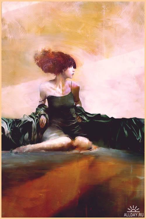 Artworks by Simon Goinard