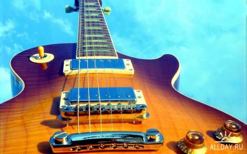 Гитары электро и акустические-1