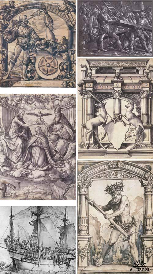 Artworks by Hans Holbein der Jungere