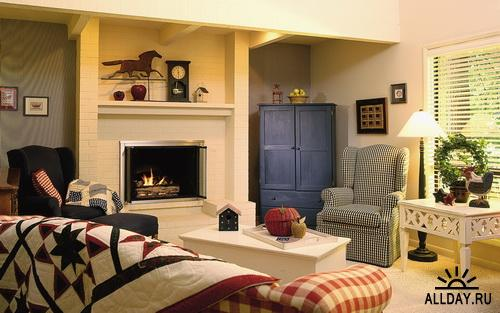 Desktop Wallpaper - Living Room