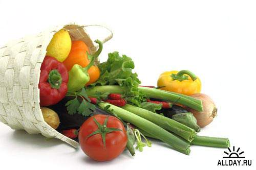 Натюрморт с овощами 3 | Still life with vegetables 3