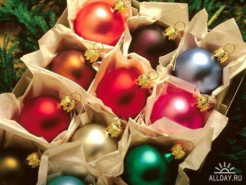 New Year objects 3 | Новогодние объекты