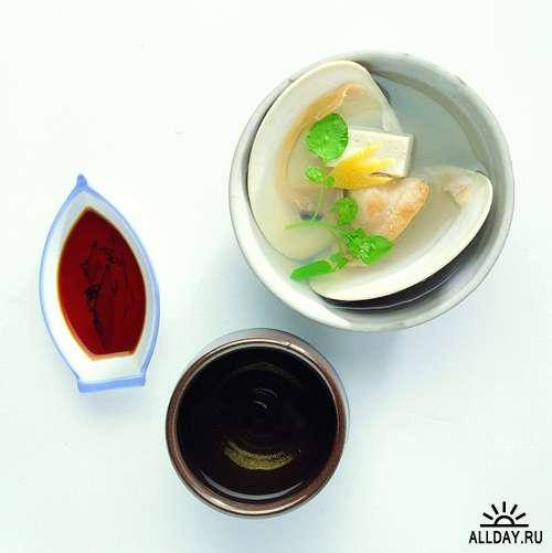 Восточная кухня: Супы, бульоны, нарезки, соусы, салаты