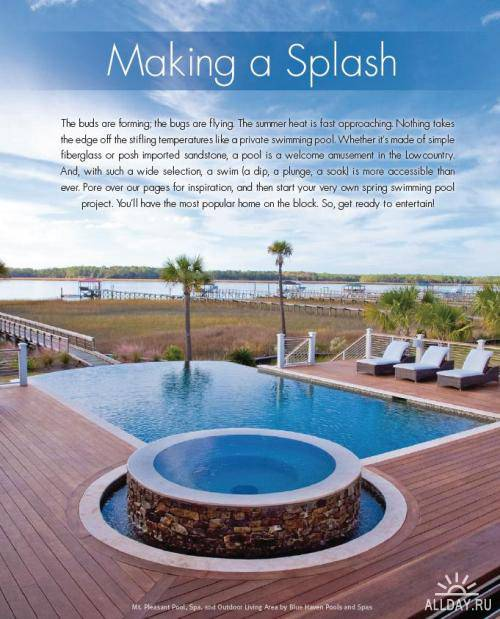 Charleston Home + Design - Spring 2012