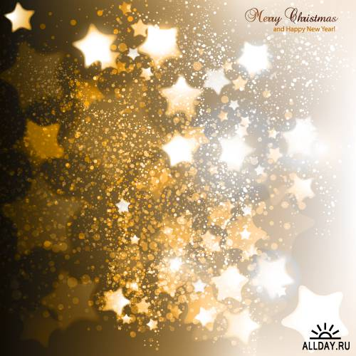 Elegant Christmas backgrounds and banners