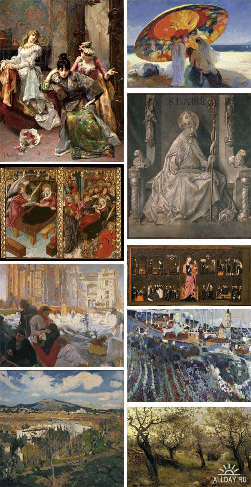 Catalan National Art Museum (MNAC) p. 5, 6